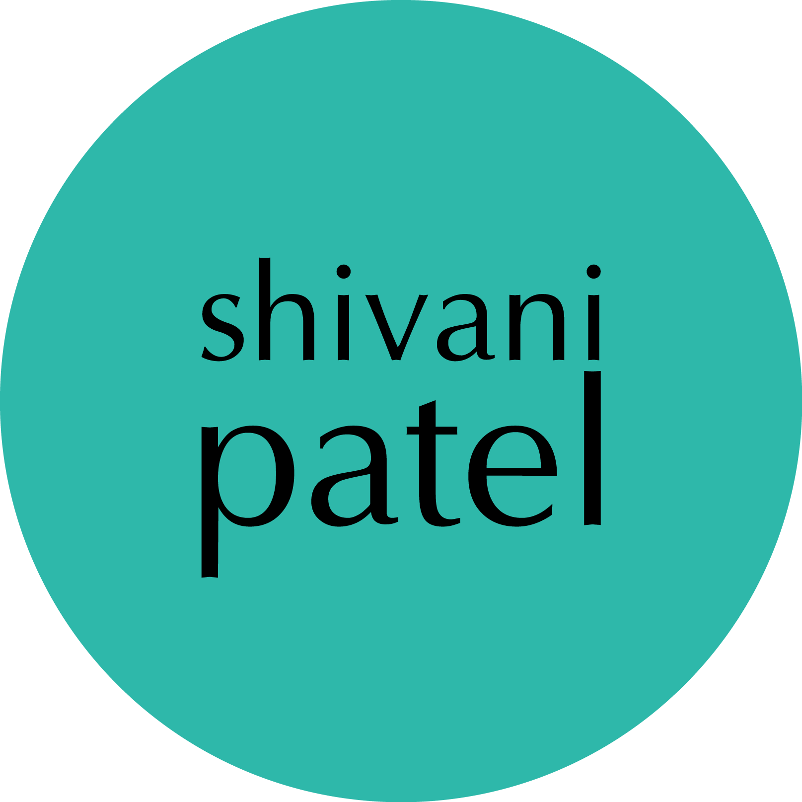Shivani Patel designer logo